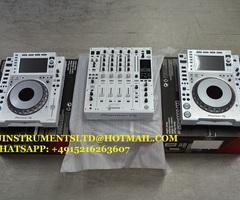 Vendo Pioneer DJ 2x Pioneer Cdj-2000Nxs2 y Djm-900Nxs2 + Pioneer Hdj-x10-k